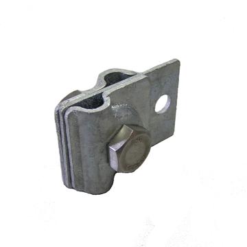 Зажим кронштейна водосточной трубы КВТ-8.2ГЦ