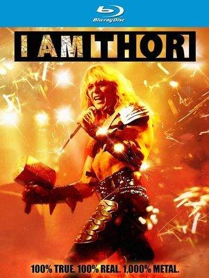 I Am Thor - Blu-ray