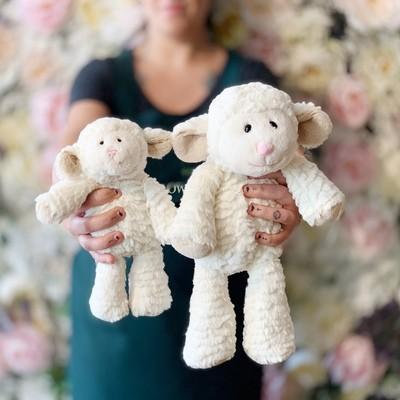 Marshmallow Lamb