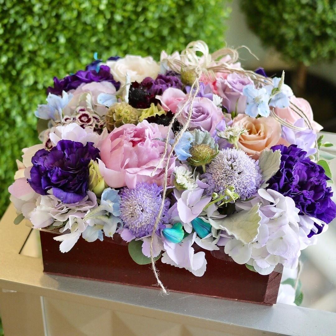 Full of Love - purple