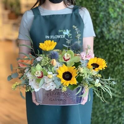 Flower Market - Sunflower