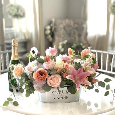 Flower Market - spring