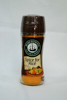 Robertsons Spice for Rice 100ml bottle