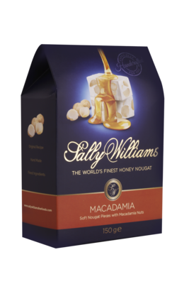 Sally Williams Macadamia Nougat Bag