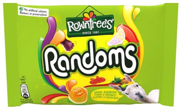 Rowntree Randoms 50g