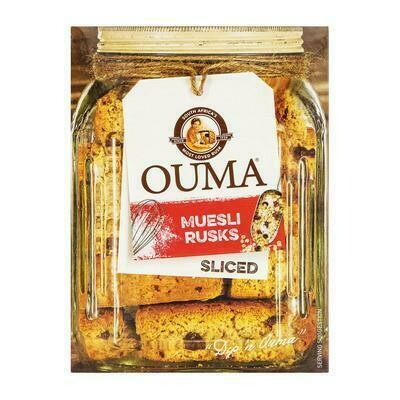 Ouma Muesli Rusks Siced 450g