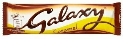 Mars Galaxy Bar Caramel Collection