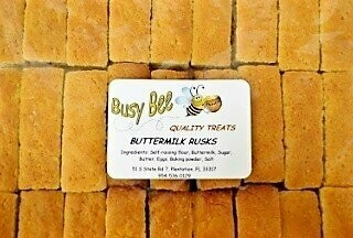 Busy Bee Buttermilk Rusks