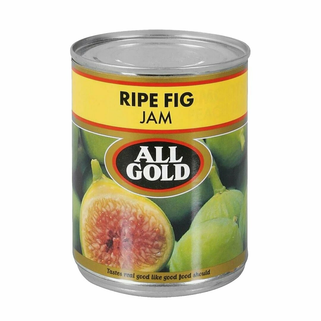 All Gold Ripe Fig Jam