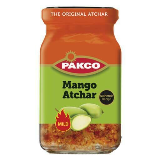 Packo Pickles - Mango Atchar