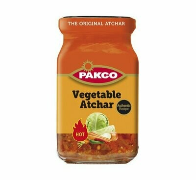 Packo Pickles Hot Atchar
