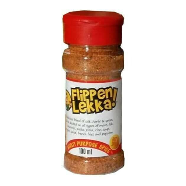 Flippen Lekka Hot Spice 100 ml