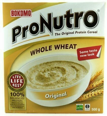 Pronutro Whole Wheat 500g