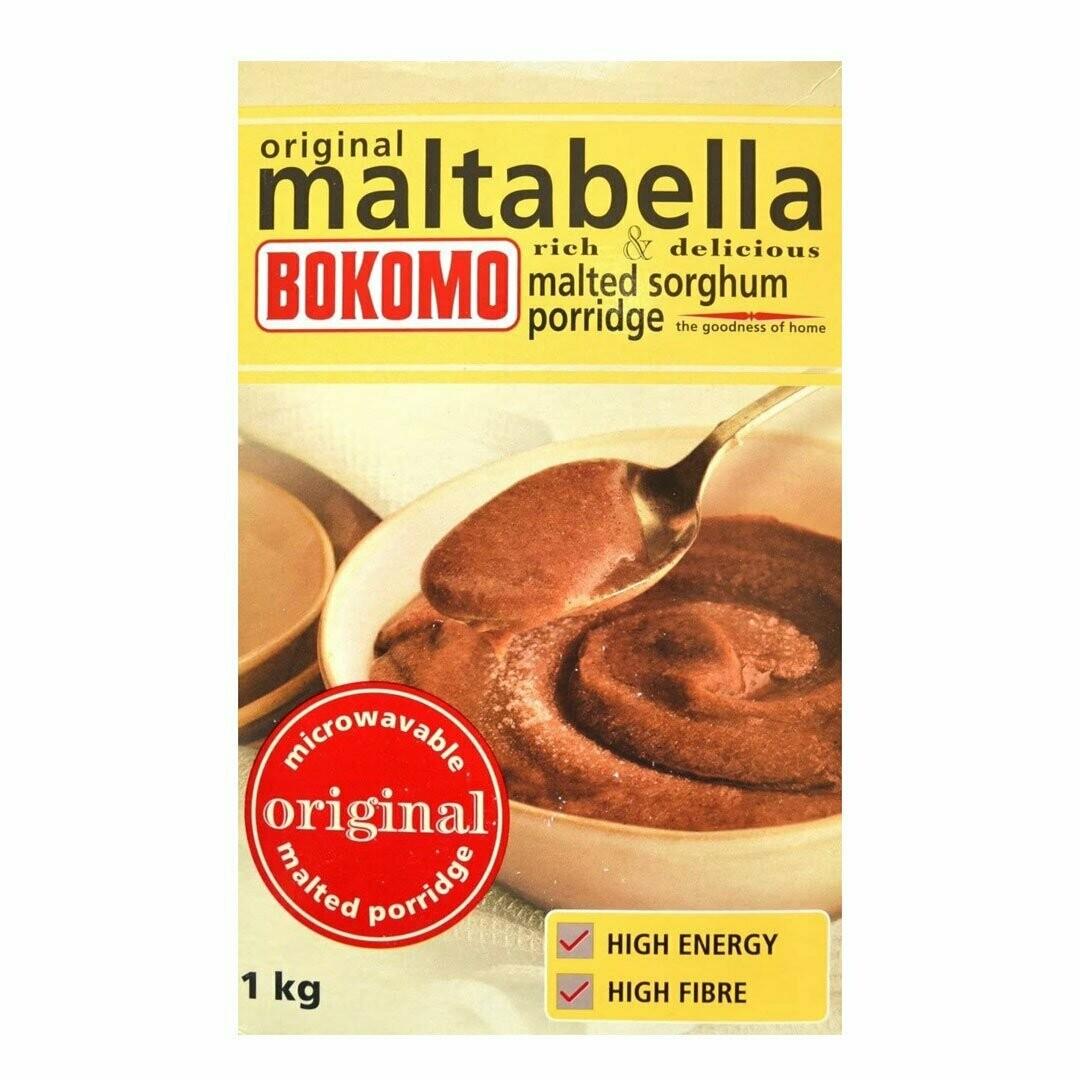 Bokomo Original Maltabella Porridge 1Kg
