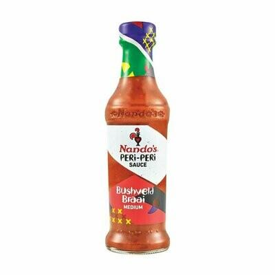 Nandos Bushveld Braai Sauce 250g