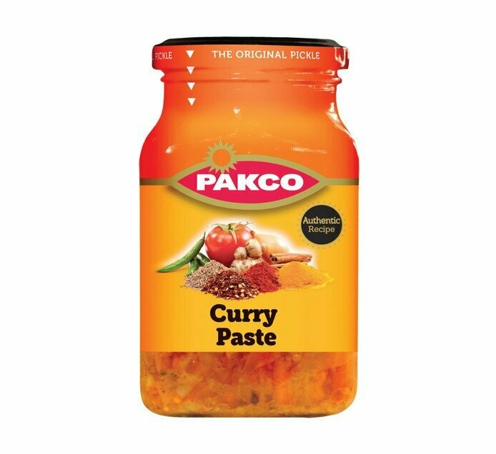 Packo Curry Paste 400g