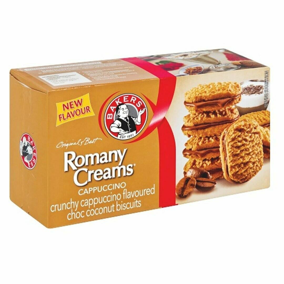 Bakers Romany Creams Cappucino
