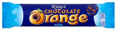 Terry's Orange Milk