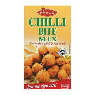 Pakco Chilli Bite Mix 250g