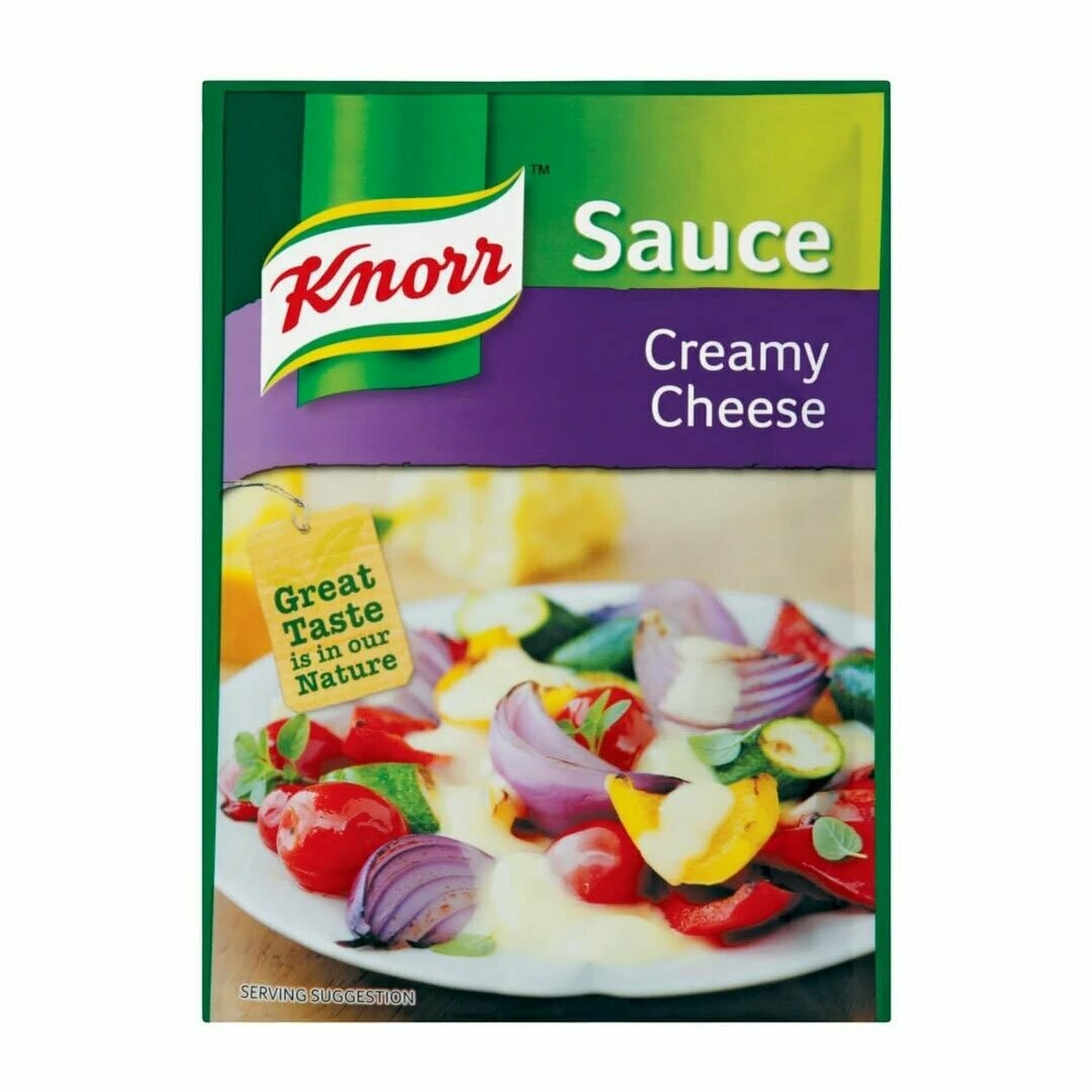 Knorr Creamy Cheese