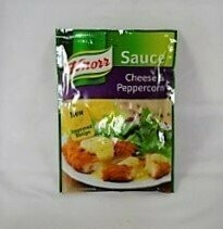 KNORR Cheese & Peppercorn Sauce