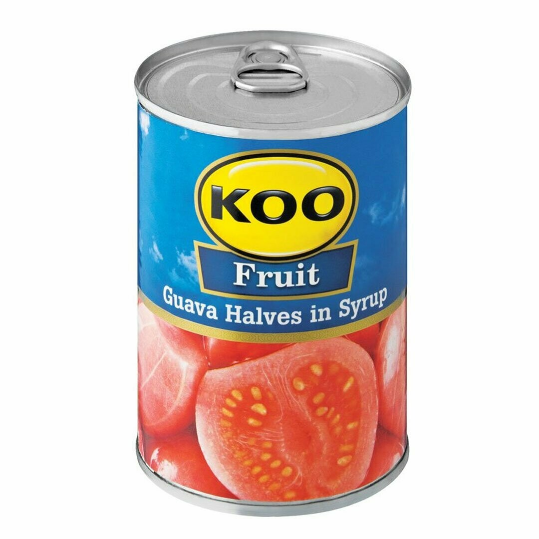 KOO Guava Halves in Syrup
