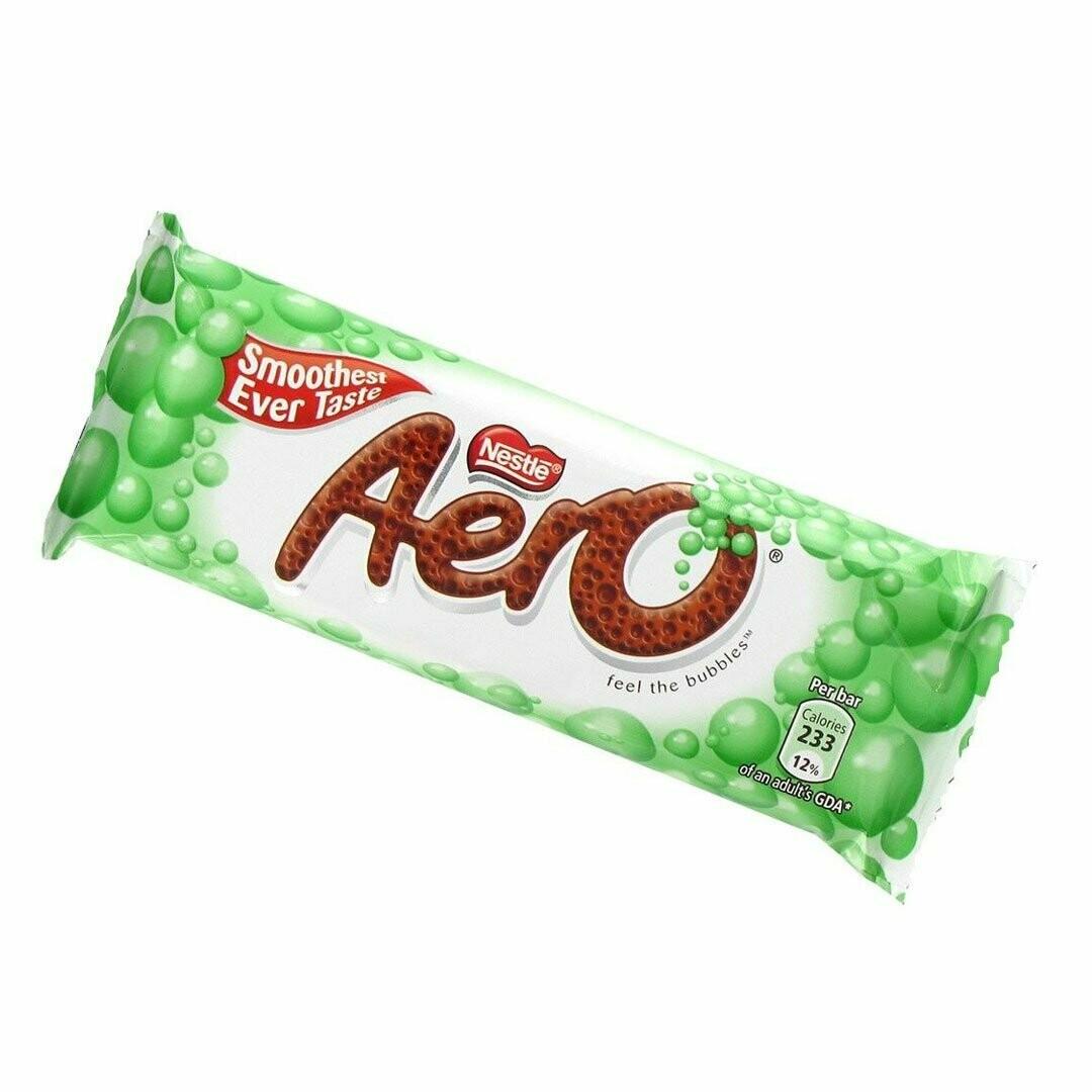 Aero Mint Chocolate 36g
