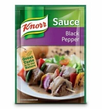 Knorr Black Pepper Sauce