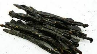 Pepper Stix. Sold in $9.90 bags of 0.22 LBS each.