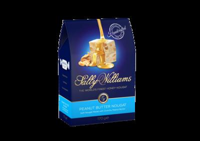Sally Williams Peanut Butter Nougat Bag