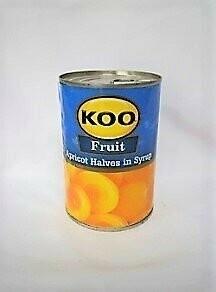 Koo Apricot Halves