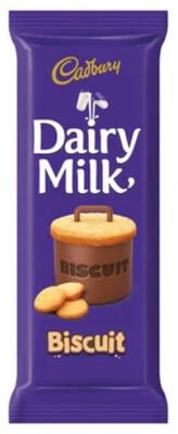 Cadbury Biscuit 80g Slab