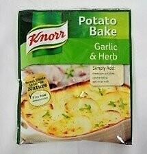 Knorr Garlic & Herb Potato Bake