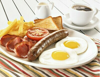 Breakfast Boerewors