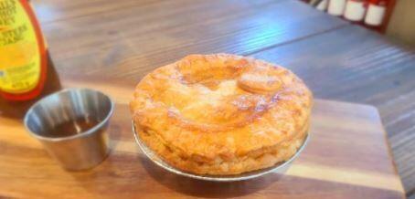 Lamb Curry Pie