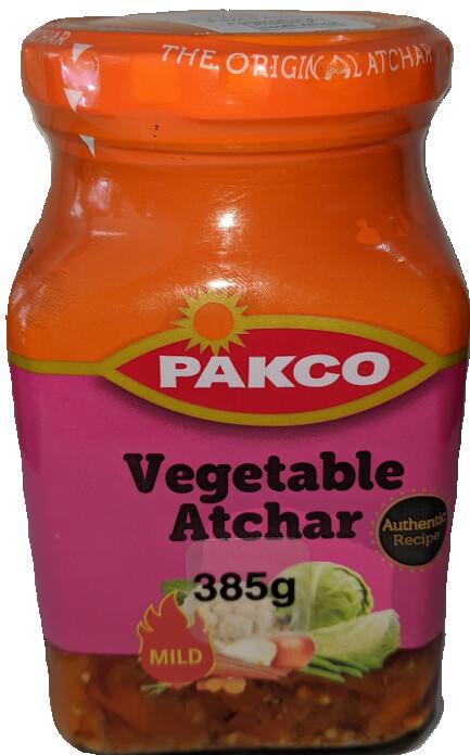 Pakco Vegetable Atchar Mild