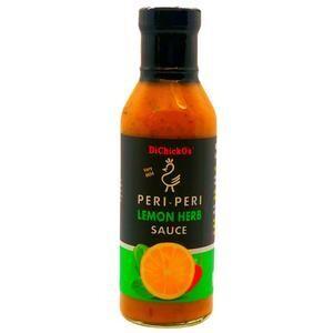 DiChickO's Lemon Herb Peri-Peri Spicy Sauce