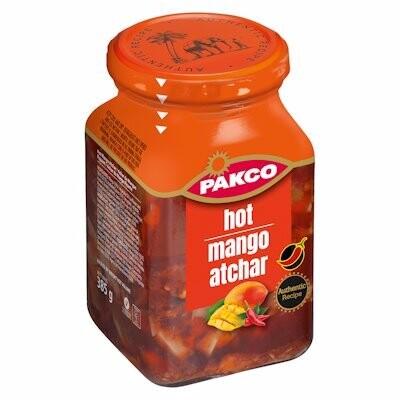 Pakco Hot Mango Atchar
