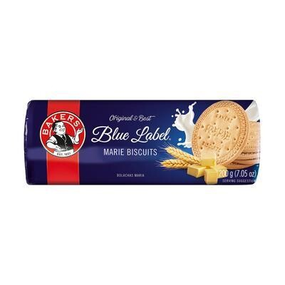 Bakers Blue Label Marie Biscuits 200g