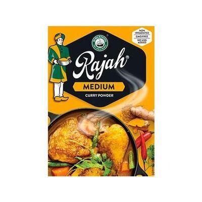 Rajah Medium Curry Powder
