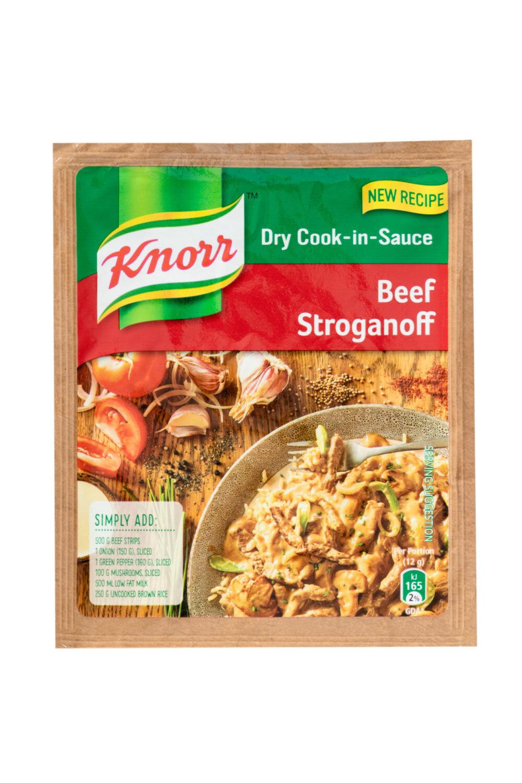 Knorr Beef Stroganoff Dry Cook-in-Sauce