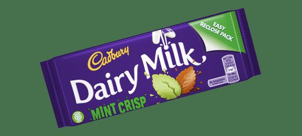 Cadbury Mint Crisp 54g Bar