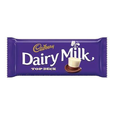 Cadbury Top Deck Slab 80g