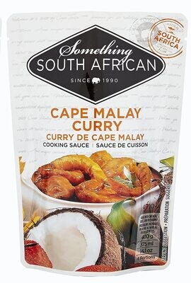 Something South African Cape Malay Curry Cooking Sauce