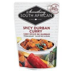 Something South African Spicy Durban Curry Sauce