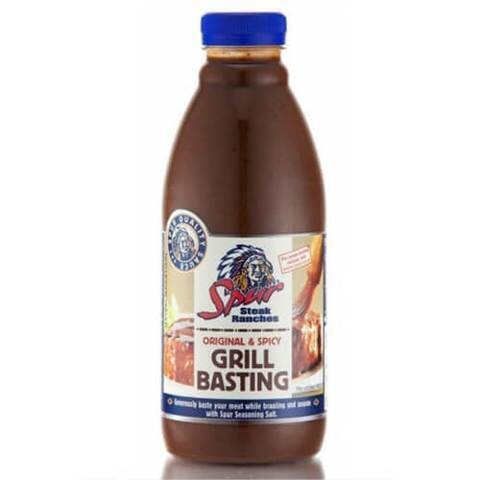 Spur Original & Spicy Grill Basting 500 Ml