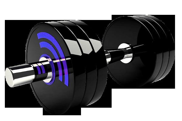 8 персональных тренировок по фитнесу  и детскому фитнесу+клубное членство