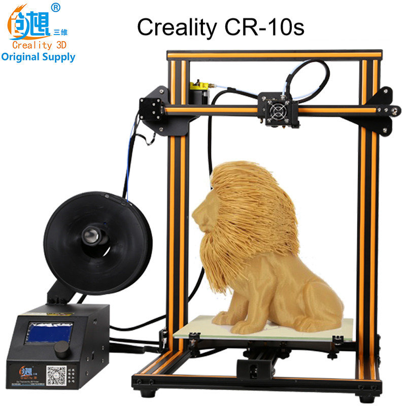 """Creality CR10s """"Versatile with a larger print volume"""""""