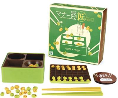 Manner Beans Takumi Chopsticks Practice Kit