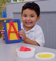 HWT® Roll-A-Dough Letters® Set  (HWT®泥膠字卡套裝)